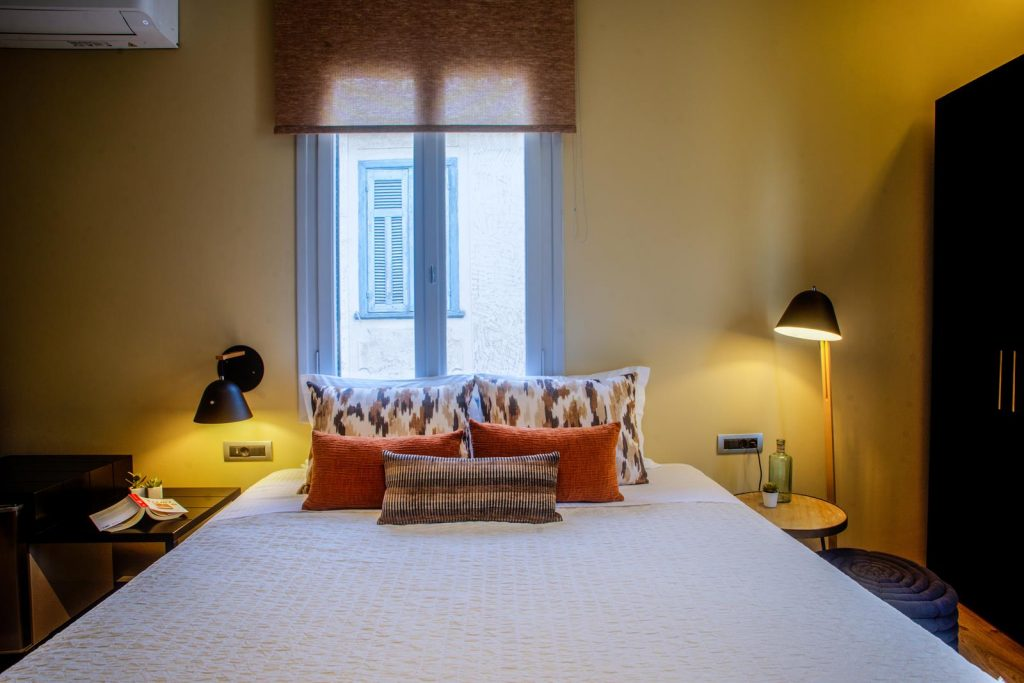 luxury nafplio accommodation - aethra boutique rooms
