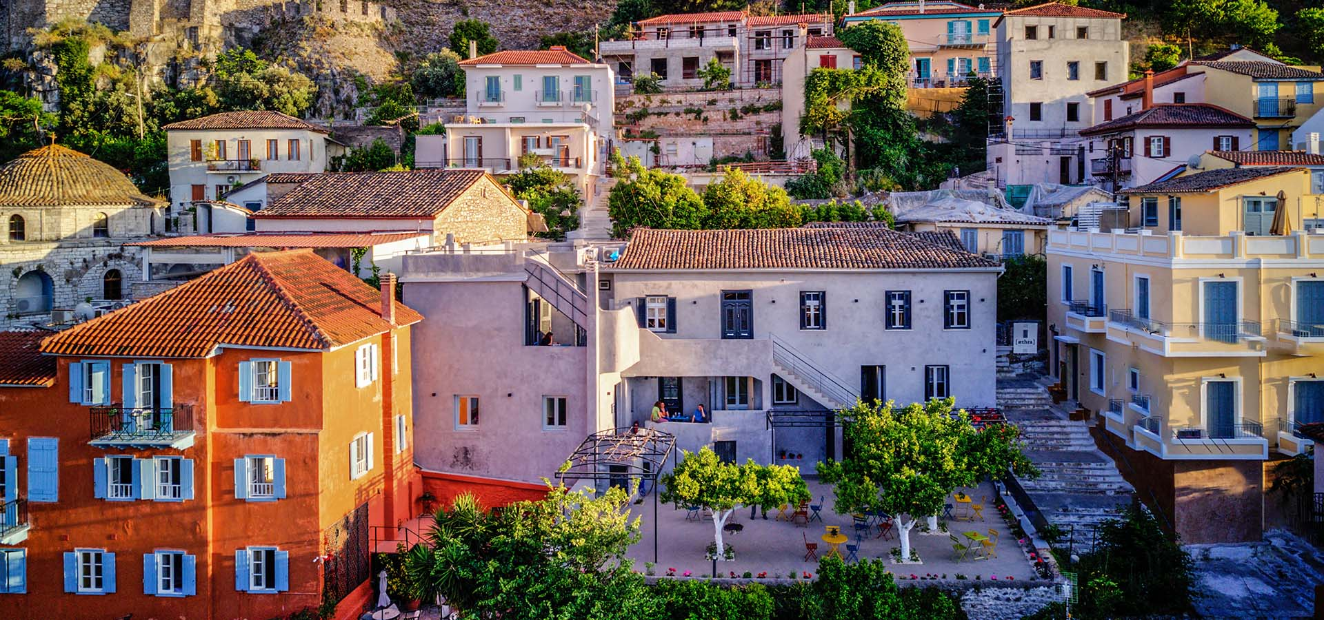 nafplio accommodation - aethra boutique rooms