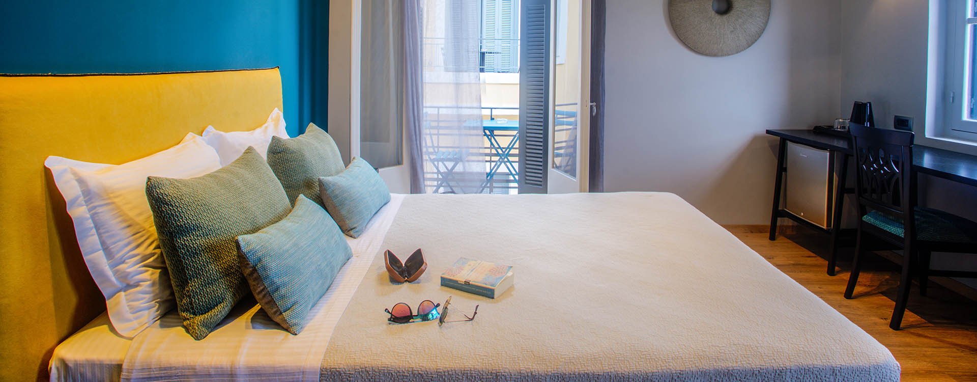 nafplio suites - aethra boutique rooms