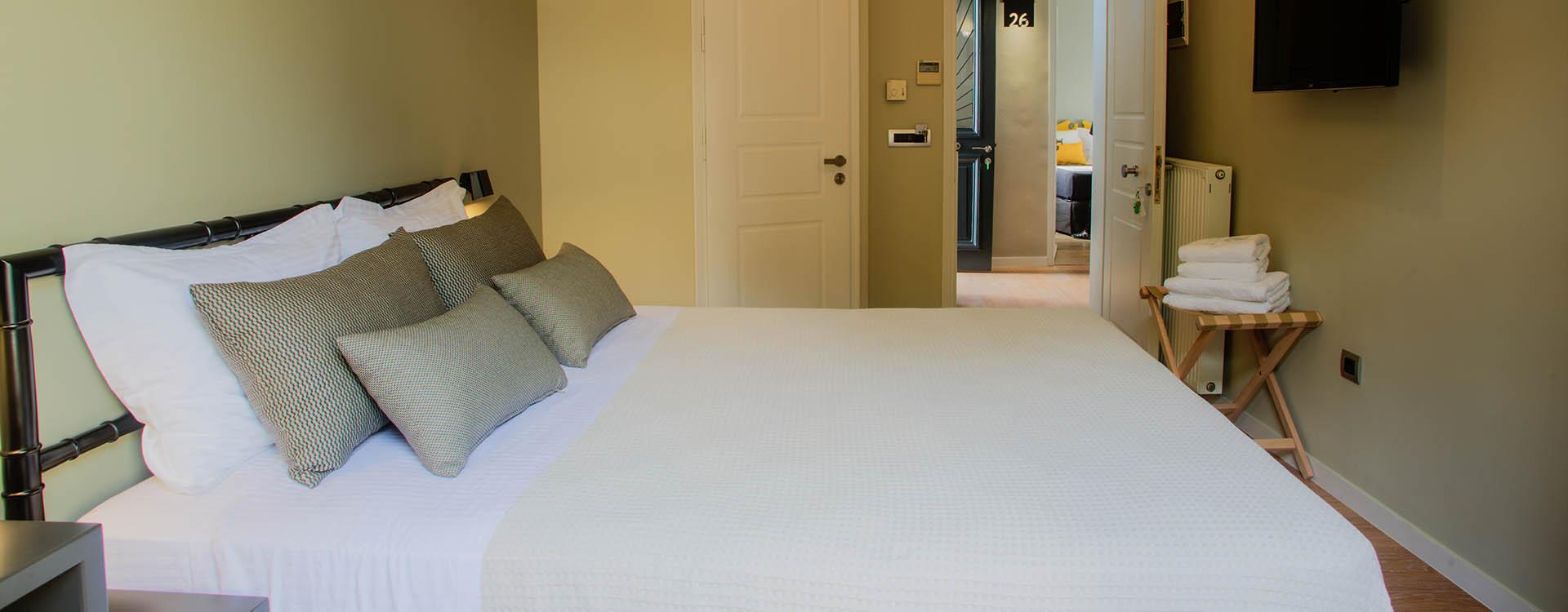 accommodation nafplio - aethra boutique rooms
